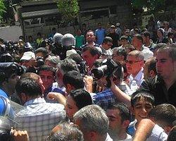 Diyarbakır'da Miting Gerginliği