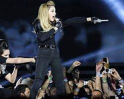 Madonna'ya Fransız usulü savaş!