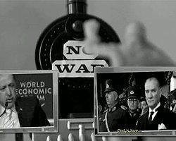 Savaş Karşıtı Klipte Atatürk ve Erdoğan da Yer Aldı