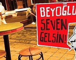 Masa Yasağının 1. Yılında Beyoğlu'nda Sokak Partisi