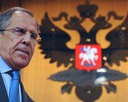 Lavrov: Suriye'de devrime karşıyız