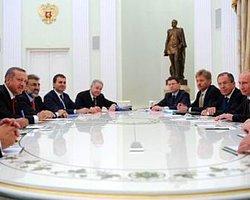 Erdoğan: 'Rusya'yla Belge Paylaşmadık'