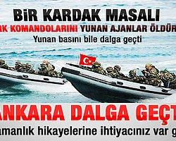 Türkiye'den Yunanistan'a Kardak Yanıtı