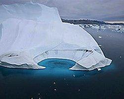 Grönland'da Korkutan Gelişme