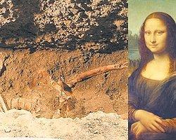 Mona Lisa'nın iskeleti manastırda bulundu