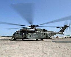 Umman'da ABD Donanmasına Ait Helikopter Düştü