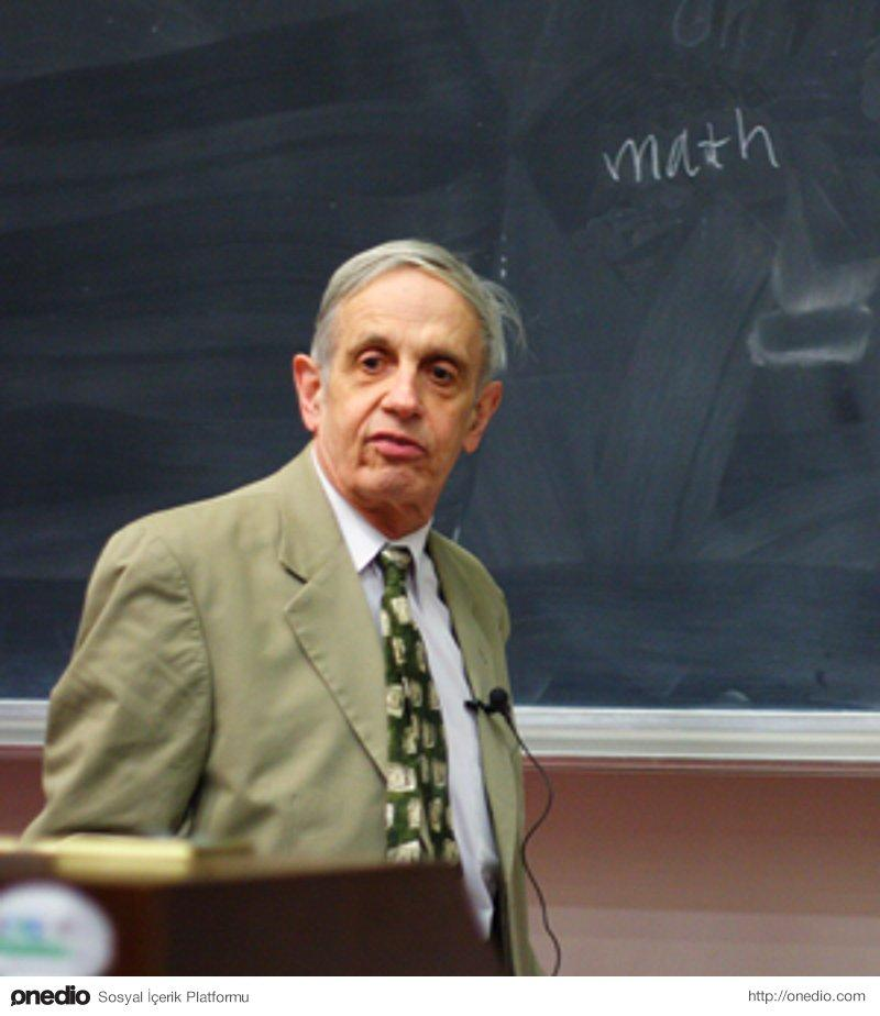 john forbes nash phd thesis Read john nash's super short phd thesis with 26 pages & 2 citations: the beauty of inventing a field last week john nash, the nobel prize-winning.