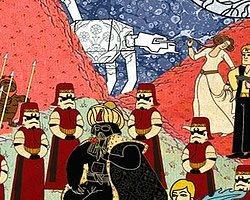 """Osmanlı'da """"Star Wars"""" olsaydı..."""
