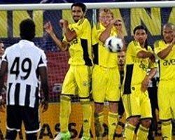F.Bahçe 1-1 Newcastle United