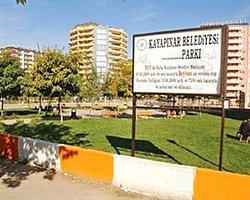 Kürtçe Park İsimleri İptal Edildi