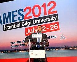 """İstanbul'da """"Oyun Teorisi Dünya Kongresi"""""""