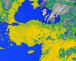 Suriye ve Irak da askeri meteorolojik bilgilere eklendi