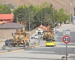 PKK'lılara Uçarbirlik Operasyonu Düzenlendi