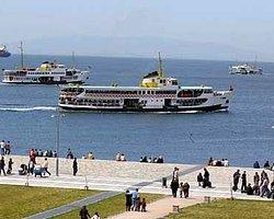 'İzmirliler Deniz Yolculuğunu Kullanamıyor'
