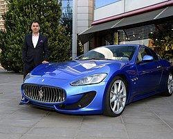 317 bin Euro'luk Maserati!