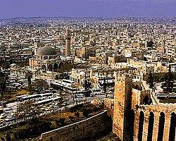 Halep Muhaliflerin Elinde