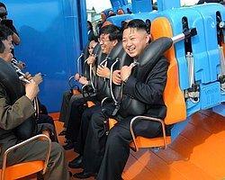 Kuzey Kore Lideri Hiç Böyle Görülmedi!