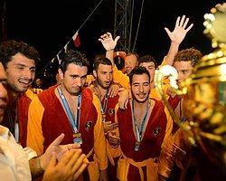 Sutopunda Şampiyon Galatasaray!