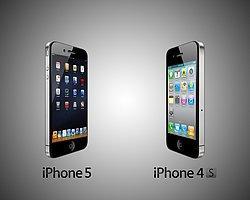 iPhone 5 Daha İnce ve Uzun Olacak-Video