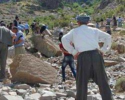 Köylüler çatışma bölgesinden 14 ceset topladı