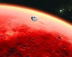 NASA'nın En Zeki Dedektifi Mars'ta