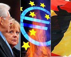 İtalya ve Almanya'da ekonomik çöküş yaşanıyor!