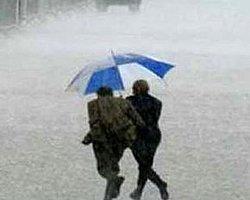 Zonguldak'ta Sağanak Yağış!