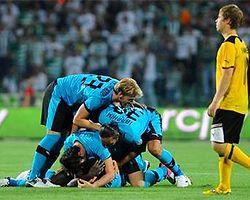 Bursaspor KuPS'a acımadı: 6-0