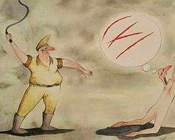 Birincilik ödülü İranlı çizerin