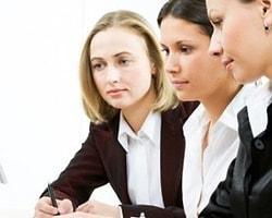 Avrupa'da Kadınların Yüzde 62'si, Türkiye'de ise Yüzde 29'u Çalışıyor