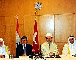Sünni ve Şii ve temsilcilerle görüştü