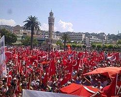 İzmir'de Askeri Araca Saldırı ve Çatışma