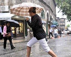Yağmur Geliyor, Sıcaklık 10 Derece Düşecek