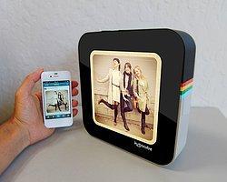 Instagram Fotoğrafları İçin Dijital Fotoğraf Çerçevesi: Instacube