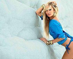 Candice  Swanepoel Pamukkale'de
