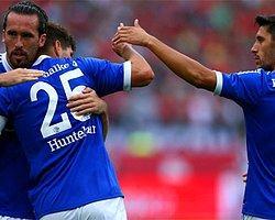 Schalke Ve Bremen Evinde Kazandı
