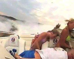 Teknede dehşet
