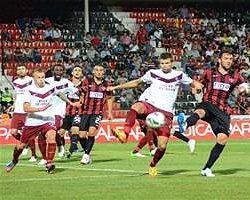 Antep Trabzon'U Devirdi!