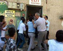 BDP Binasına Girmek İstediler
