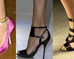 Topuklu ayakkabı fıtık edebilir