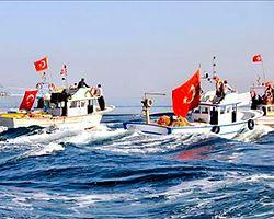 Balıkçılara Suriye Sınırı İhlali Uyarısı