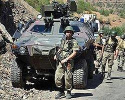 Beytüşşebap'ta Çatışma: 1 Asker Şehit