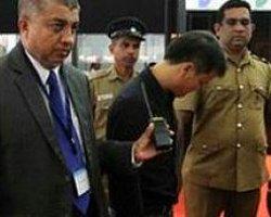 Sri Lanka'da Elmas Yutan Adam Tutuklandı
