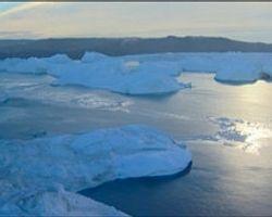 Eriyen Buzullar Avrupa Havasını Etkileyecek