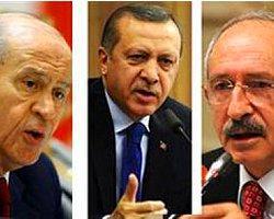 Ak Parti-CHP Farkı İlk Kez 30 Puan