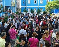 Bahçelievlerde 4+4+4 Eğitim Sistemi Protesto Edildi