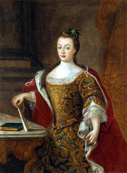 Portekiz Kraliçesi 1. Maria ile ilgili görsel sonucu