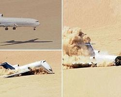 Dev Yolcu Uçağı Test İçin Çakıldı!