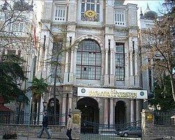 Marmara Üniversitesi'nde Kayıt Sorunu
