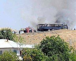 Bingöl'deki Saldırıda Şehit Sayısı 10'a Yükseldi